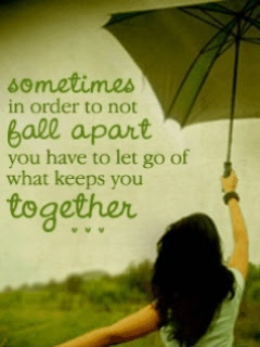 do not fall apart