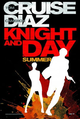 Knight & Day, movie, poster