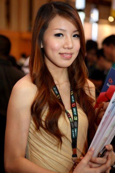 Awek Malaysia Seksi, Comel, Cun, Miang Dan Gatal Awek Pikom Pc Fair-2188