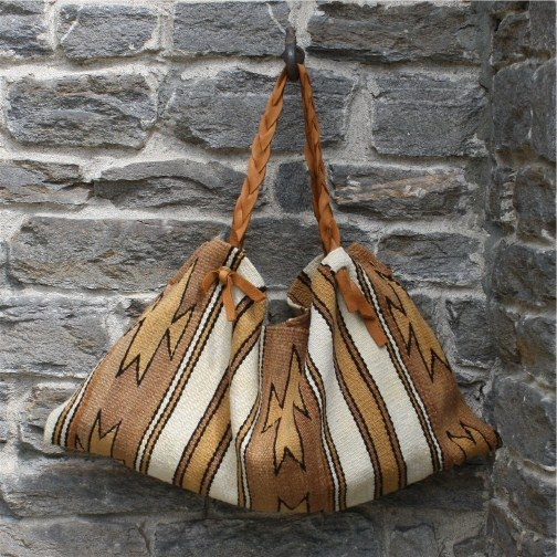 72 Handbags Made From Salvaged Native American Rugs Of Course I Love Anything With An Equestrian Motif