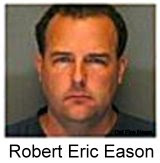 volunteer Esparto firefighter Robert Eason, who was arrested for starting fires between 2005-2006 in the Capay Valley
