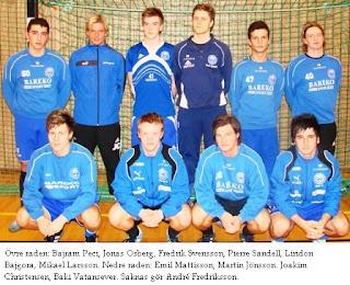 Fotbollssektionens hårda arbete sedan säsongen 2007 har nu givit resultat  och inför 2008 kan man presentera hela 11 nya ansikten i seniortruppen. 6f77eaa50038d