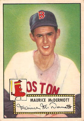 Really Bad Baseball Cards Theres Something Odd About Maurice Mcdermott