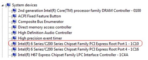 Awas ... Bug Intel Chipset P67