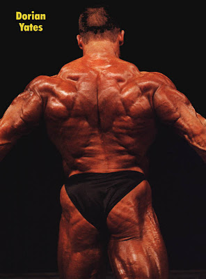 The Dorian Yates Row Tom Furman Fitness