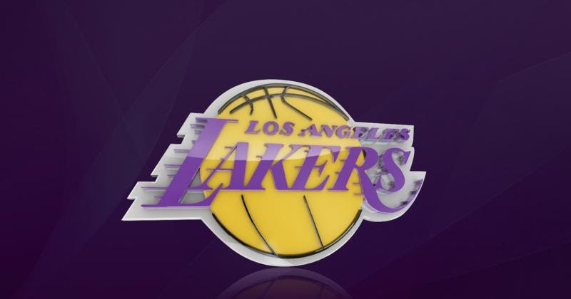 Top NBA Wallpapers: Los Angeles Lakers Logo and Team ... | 800 x 420 jpeg 30kB