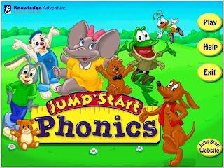 Javed Edublog Jumpstart Phonics