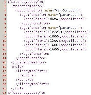 Developers Corner: have your SLD transform raster data into