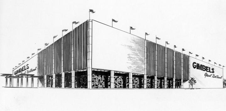 The Department Store Museum Gimbel Brothers Philadelphia