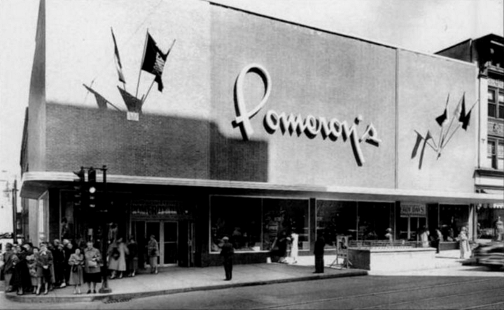 The Department Store Museum Pomeroy S Reading Pa
