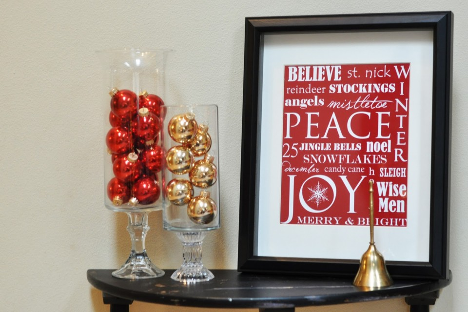Enfeites de Natal e mimos natalinos fáceis de fazer