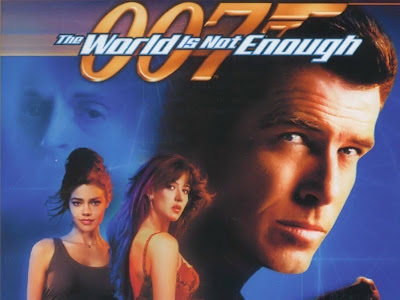 James Bond The World is not enough - Best Movies 1999