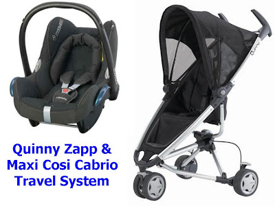 bibs and bumps quinny zapp stroller with maxi cosi cambrio travel system. Black Bedroom Furniture Sets. Home Design Ideas