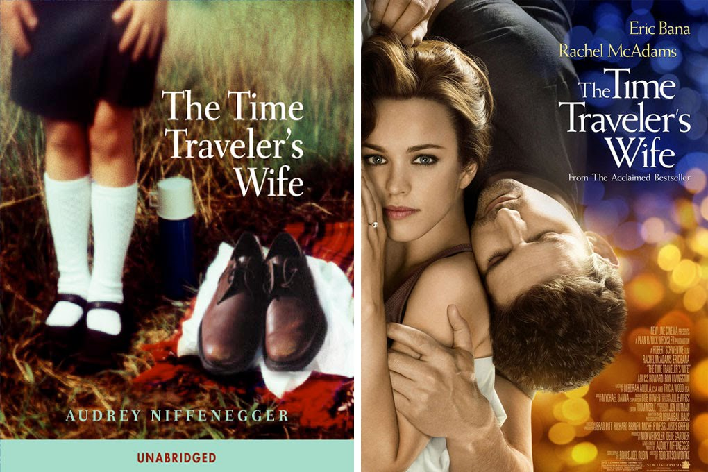 i watch things the time traveler s wife movie vs book