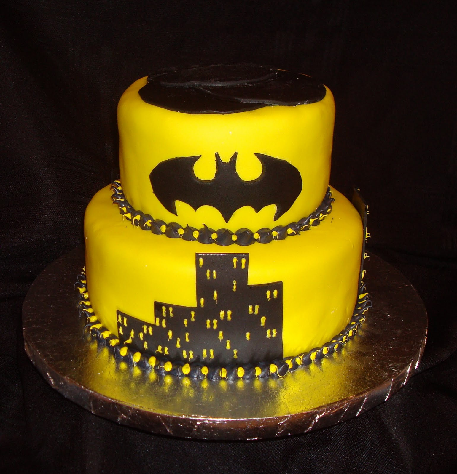 Cake N Bake Sisters Batman