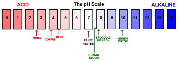 ΕΙΝΑΙ ΤΟ ΑΛΚΑΛΙΚΟ pH YΓΙΕΙΝΟ; Η ΑΠΑΝΤΗΣΗ ΘΑ ΣΑΣ ΕΚΠΛΗΞΕΙ...
