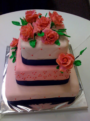 eggless wedding cakes leicester la cakes 13935