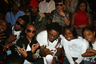 lil wayne kids