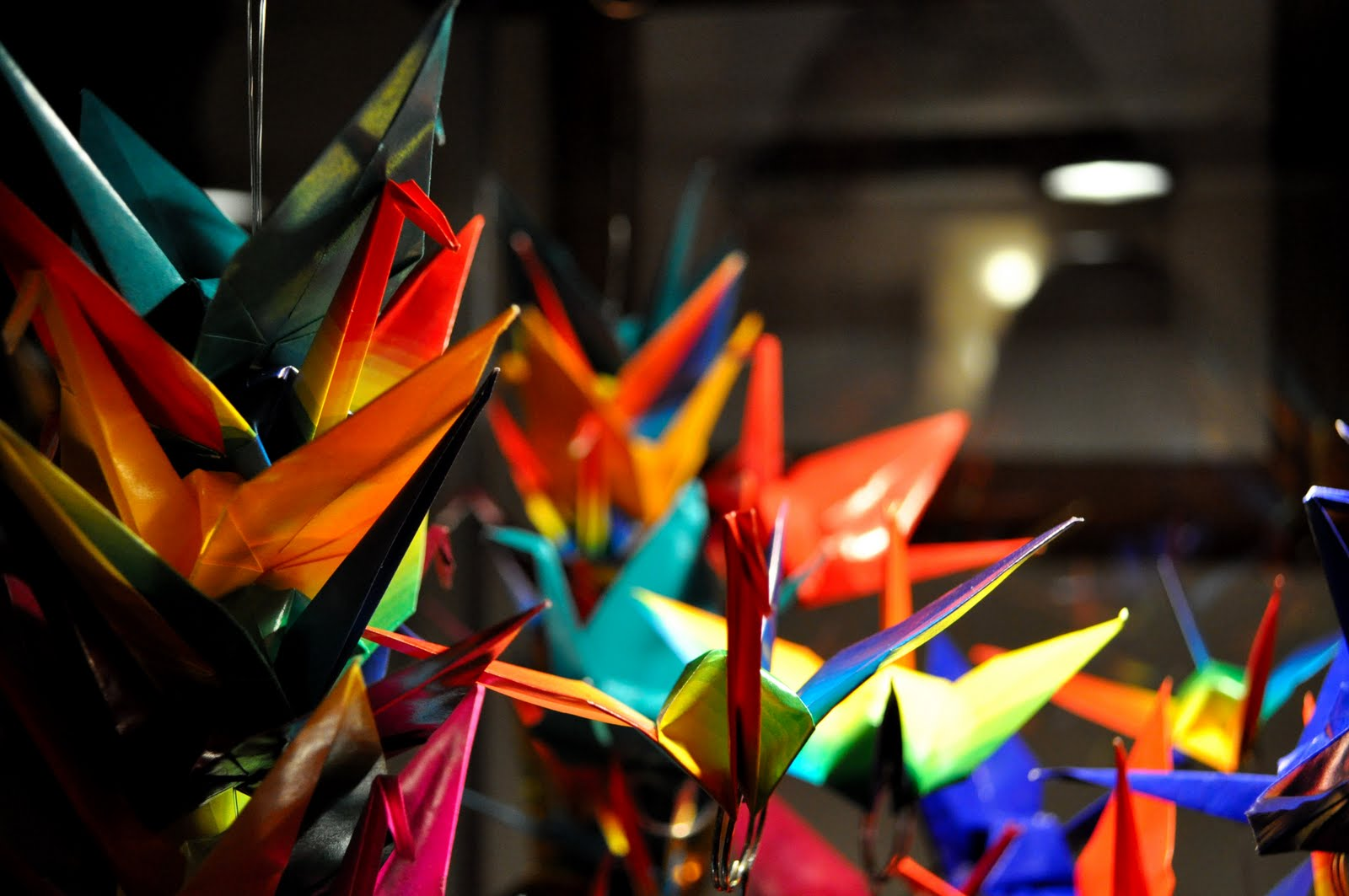 Ramblings Of A Stay At Home Mom 1 000 Paper Cranes