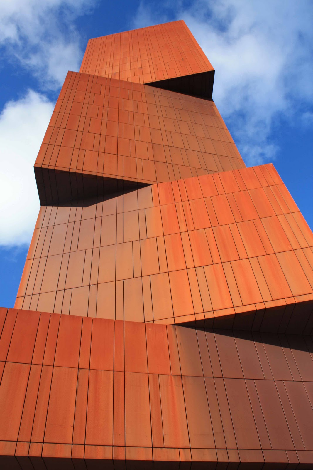Annie Mansergh.: Leeds. Buildings.