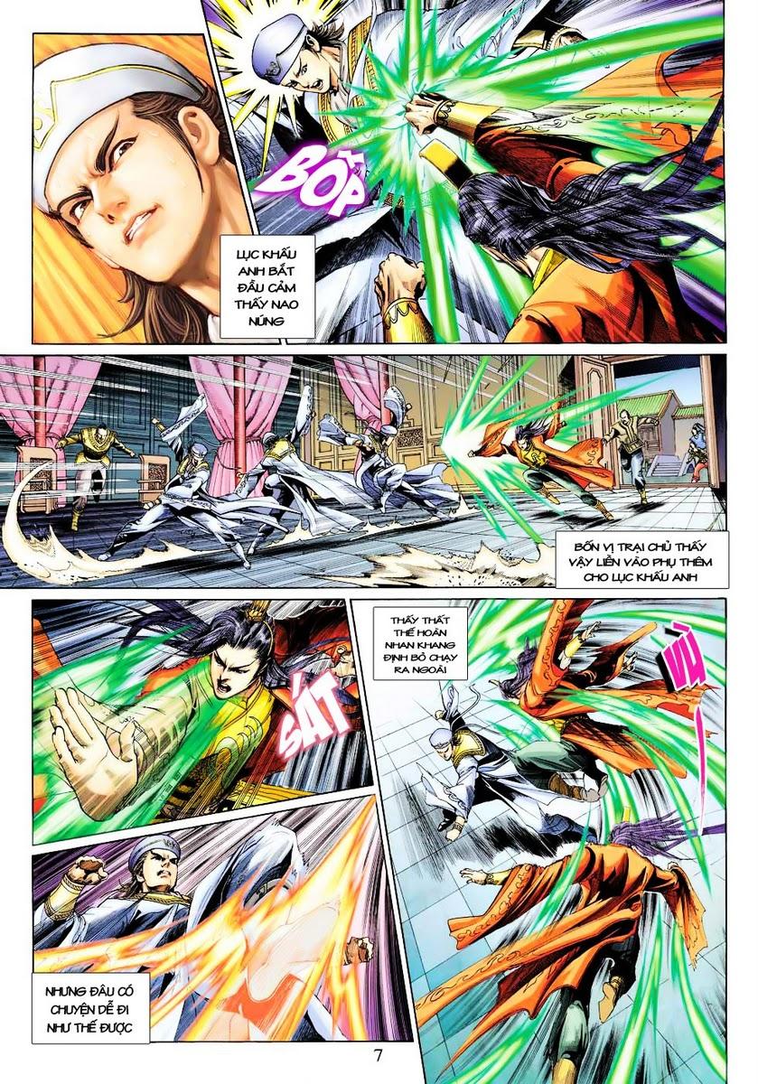 Anh Hùng Xạ Điêu anh hùng xạ đêu chap 28 trang 7
