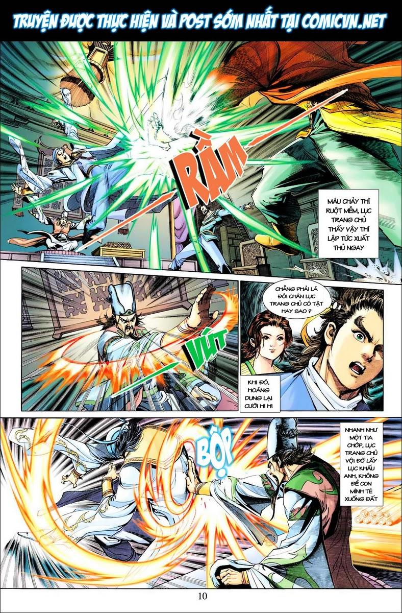 Anh Hùng Xạ Điêu anh hùng xạ đêu chap 28 trang 10