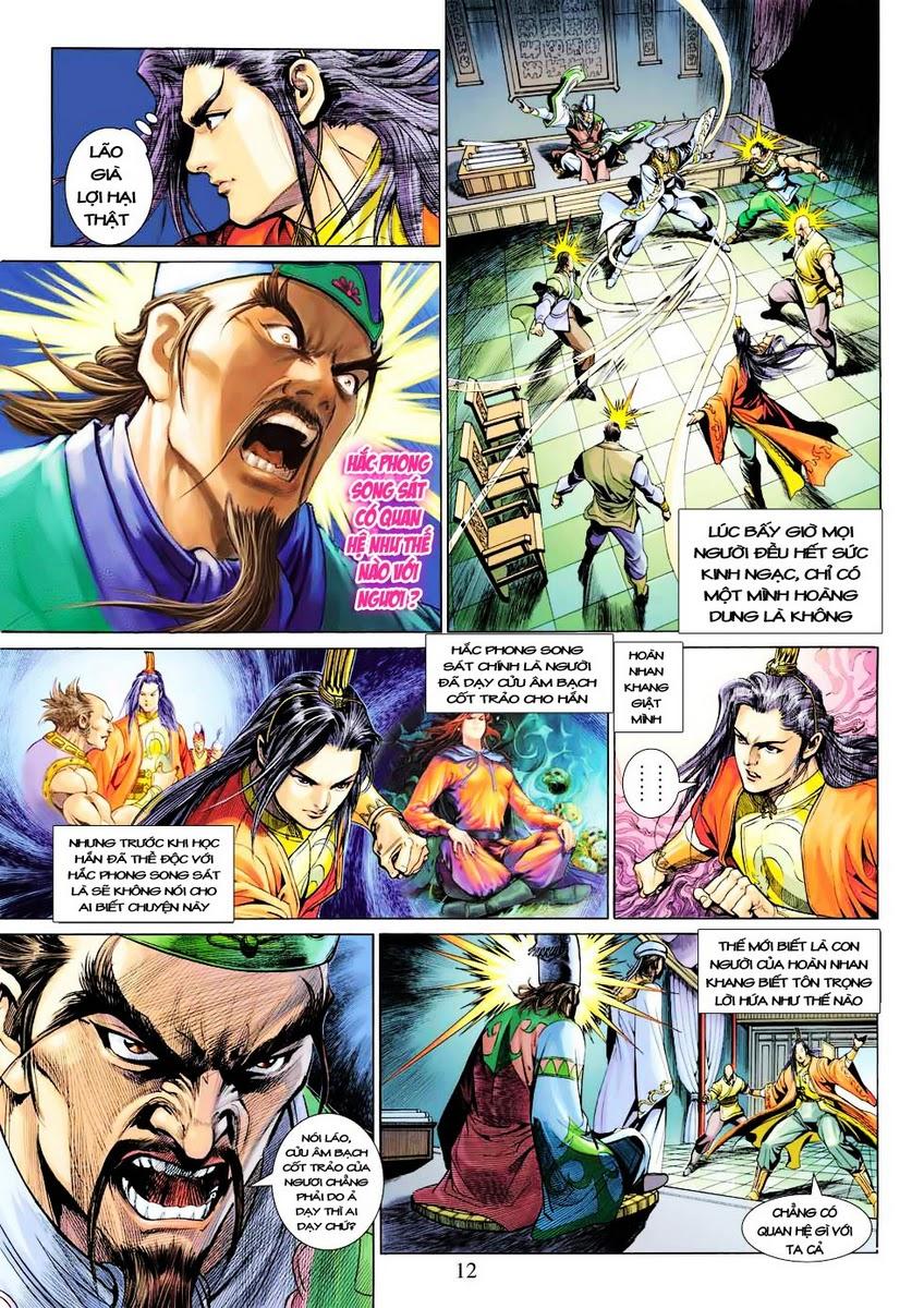 Anh Hùng Xạ Điêu anh hùng xạ đêu chap 28 trang 12