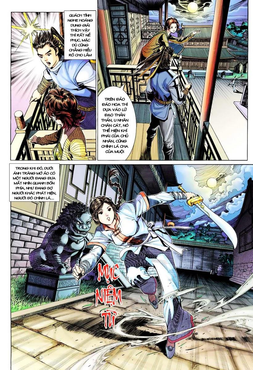 Anh Hùng Xạ Điêu anh hùng xạ đêu chap 28 trang 22
