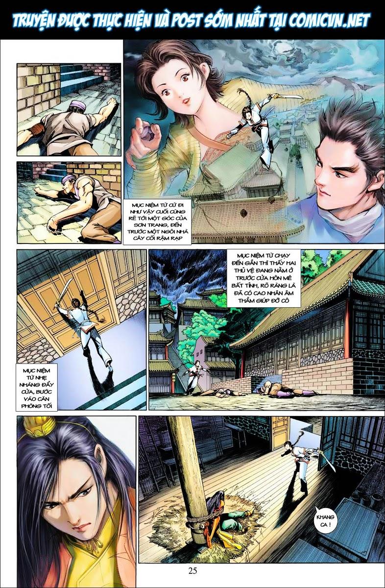 Anh Hùng Xạ Điêu anh hùng xạ đêu chap 28 trang 25