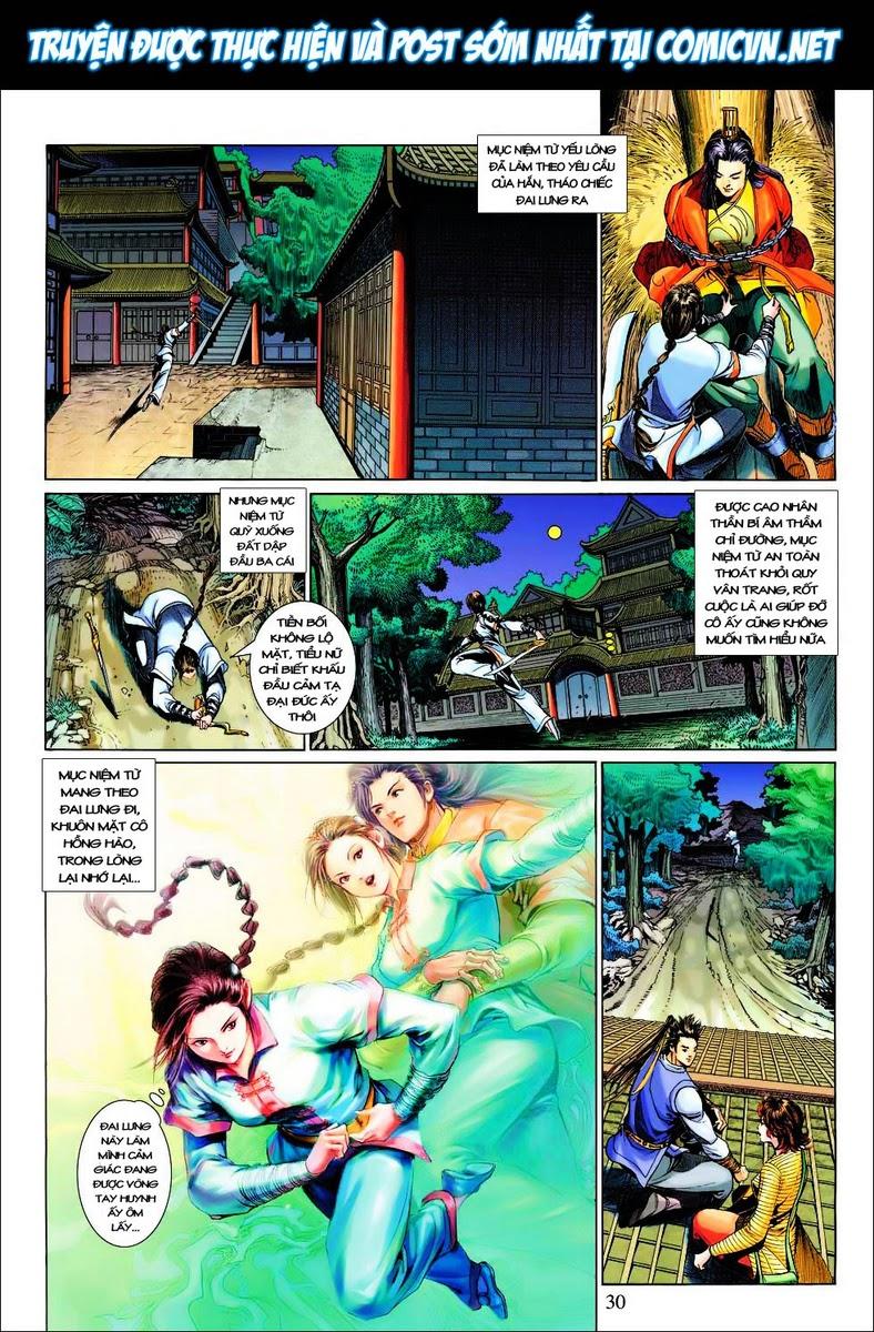 Anh Hùng Xạ Điêu anh hùng xạ đêu chap 28 trang 30