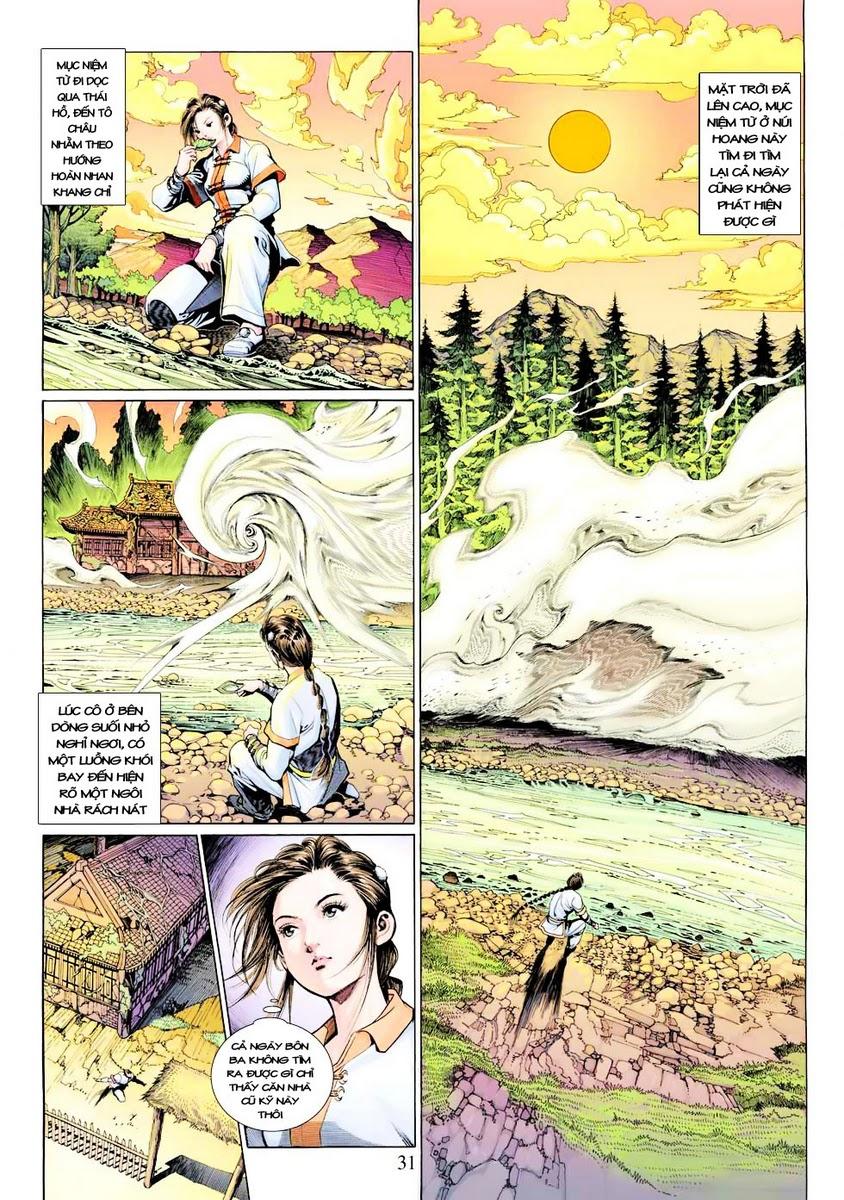 Anh Hùng Xạ Điêu anh hùng xạ đêu chap 28 trang 31
