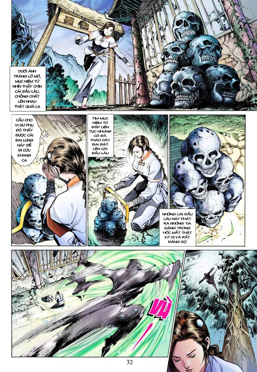 Anh Hùng Xạ Điêu anh hùng xạ đêu chap 28 trang 32
