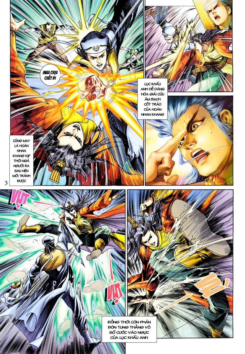 Anh Hùng Xạ Điêu anh hùng xạ đêu chap 28 trang 3