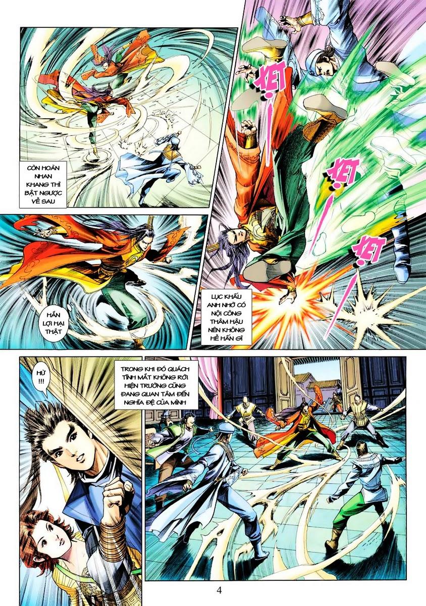 Anh Hùng Xạ Điêu anh hùng xạ đêu chap 28 trang 4