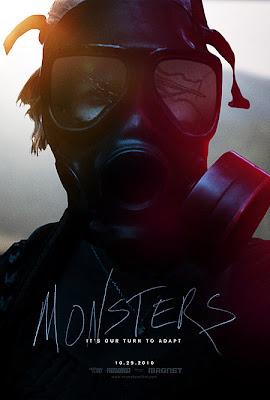 Monsters La película