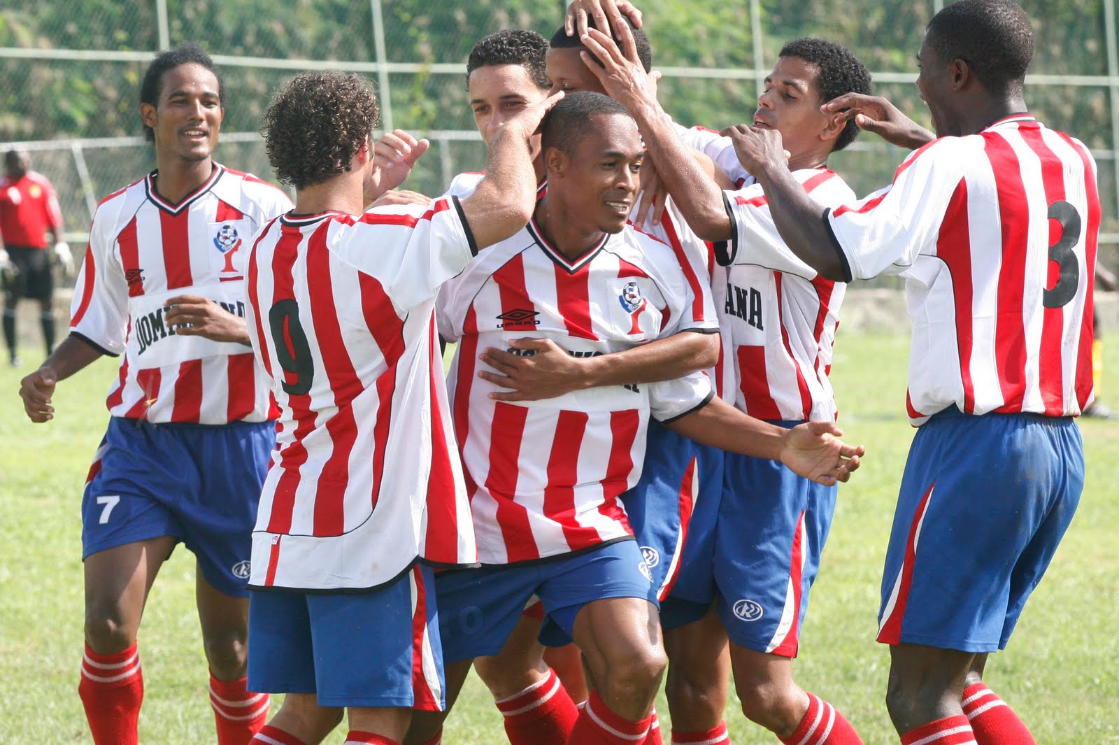 Resultado de imagen para república dominicana islas vírgenes británicas futbol