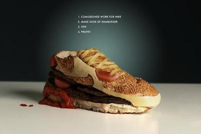 foto - Nike Burger