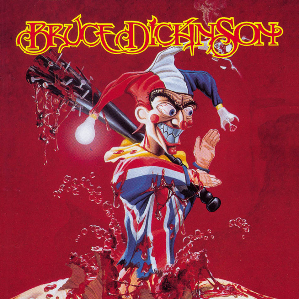 Bruce Dickinson – Accident of Birth