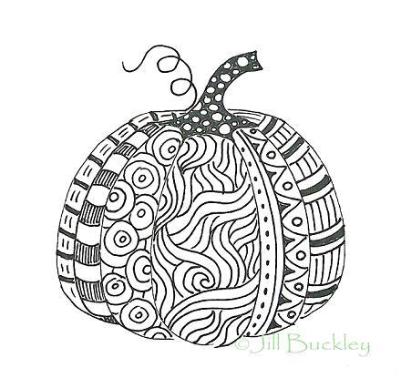 The Quilt Rat: Seasonal Doodle