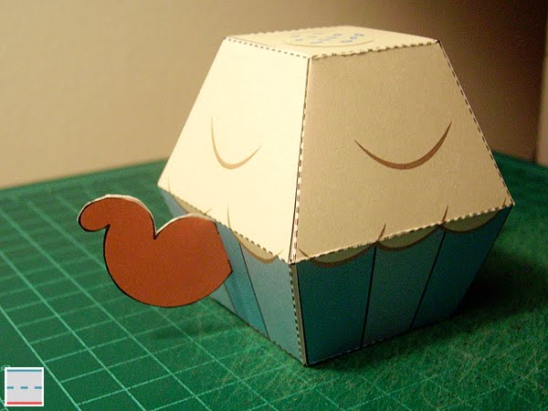 Adventure Time Paper Foldables Papercraft