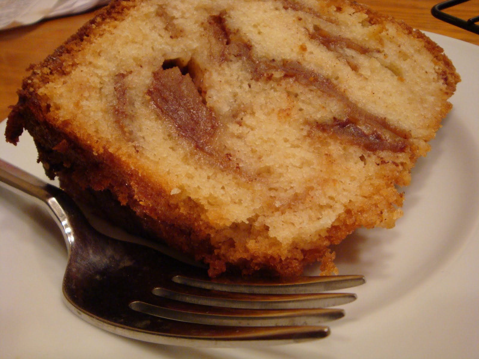 Totally Baked Jewish Apple Cake