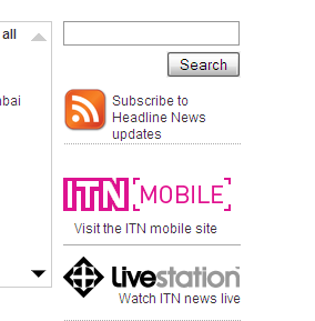ITN whoops their RSS