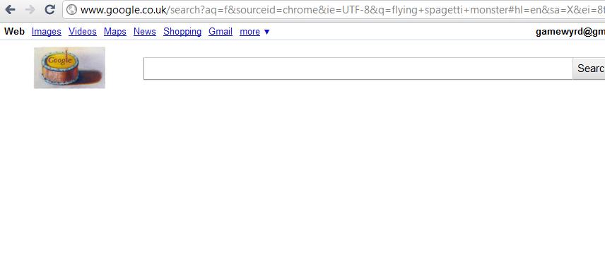 Www Google Deabout Blank