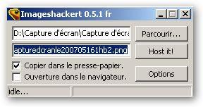 imageshackert gratuit
