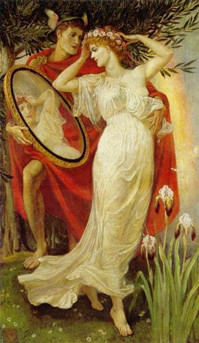 Walter Crane 1845 1915 Victorian Artist Blog Of An Art