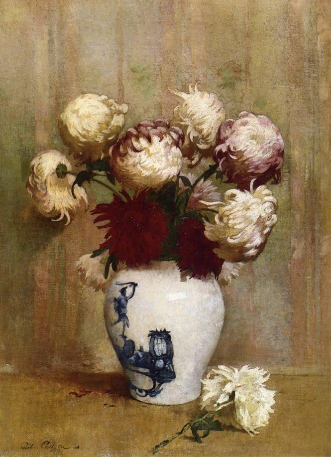Beautiful Still Lifes By American Painter Soren Emil Carlsen 1853 1932 Blog Of An Art Admirer