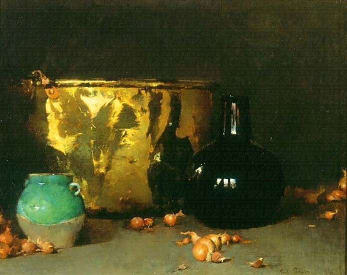 Blog Of An Art Admirer Beautiful Still Lifes By American Painter Soren Emil Carlsen 1853 1932