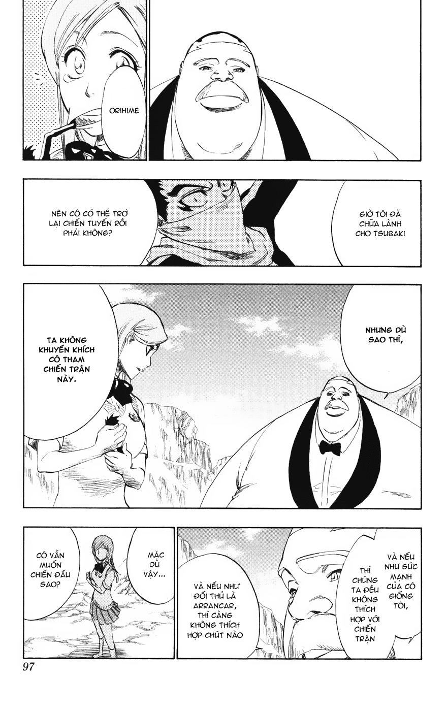 Bleach chapter 228 trang 16