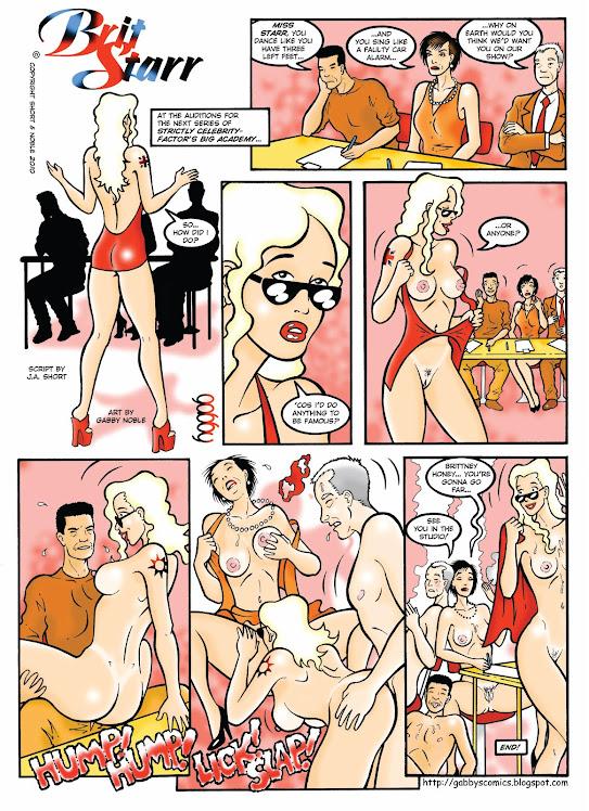 Brenda Starr Cartoon Porn-1115