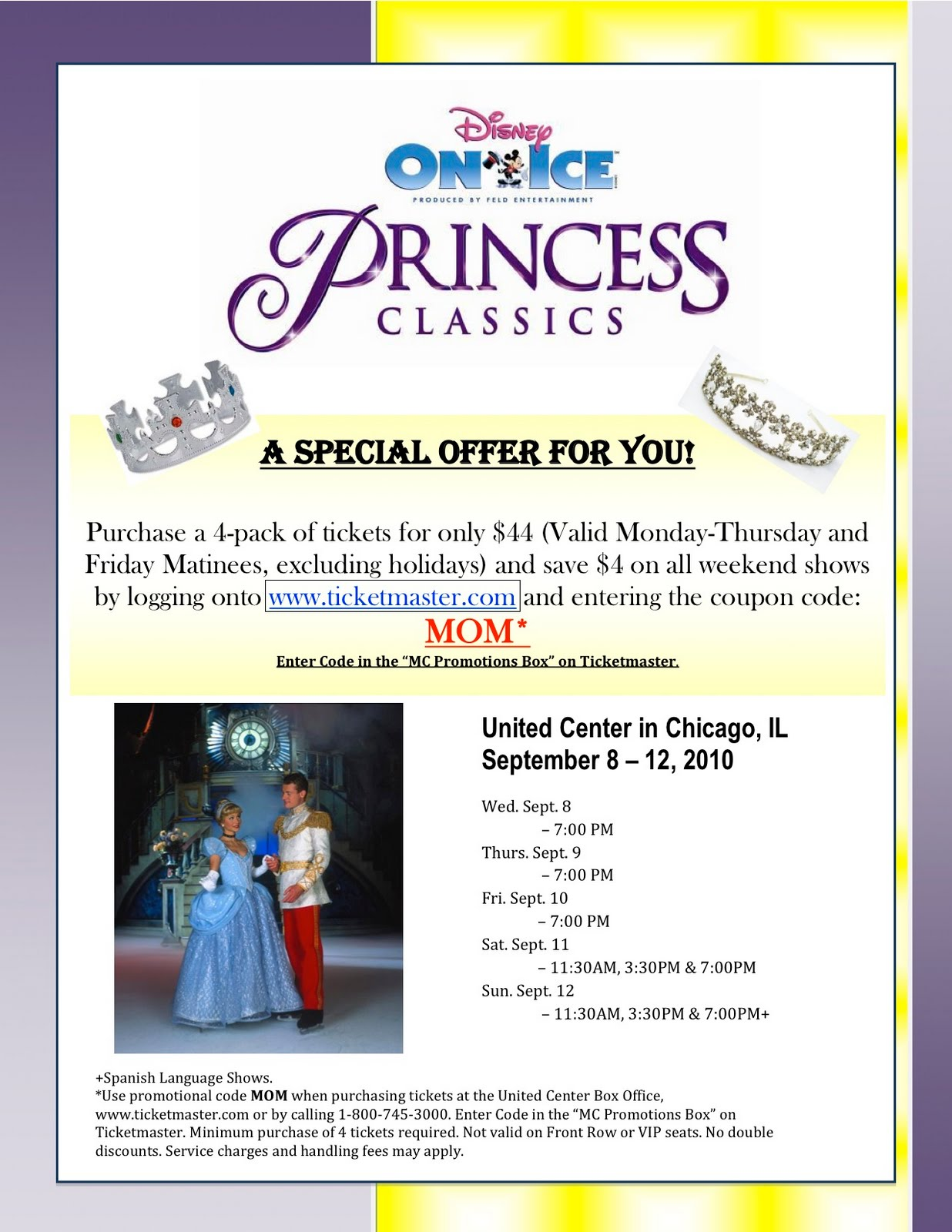 Rodgers and Hammerstein's Cinderella Popular Events